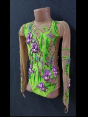 Rhythmic Gymnastics Leotards